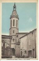 (A) Cahuzac Sur Vére : Le Clocher - France