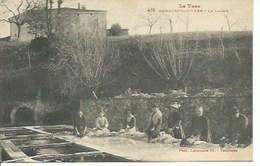 (A) Cahuzac Sur Vére : Le Lavoir - France