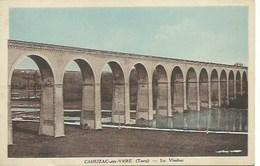 (A) Cahuzac Sur Vére : Le Viaduc - France