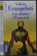 "PRESSES-POCKET S-F N° 5843 "" LES CHAINES D'EYMERICH  "" EVANGELISTI - Presses Pocket"