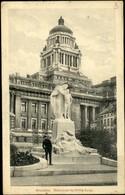 BRUXELLES : Monument Du Navire Ecole - Monuments, édifices