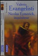 "PRESSES-POCKET S-F N° 10913 "" NICOLAS EYMERICH INQUISITEUR "" EVANGELISTI - Presses Pocket"