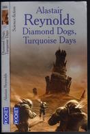 "PRESSES-POCKET S-F N° 5844 "" DIAMOND DOGS TURQUOISE DAYS "" REYNOLDS - Presses Pocket"