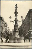 St Gilles : La Fontaine De St Gilles (de Jef Lambeau) - St-Gilles - St-Gillis