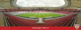STADIUM POSTCARD STADIO ESTADIO STADE STADION STUTTGART - Stadiums