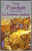 """PRESSES-POCKET S-F N° 5646 """" LA HUITIEME COULEUR """" PRATCHETT - Presses Pocket"""