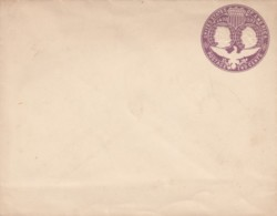 Sc#U349 2c Columbus And Liberty 1893 Exposition Issue, Unused Cover - ...-1900