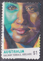 2017. AUSTRALIAN DECIMAL. Street Art. $1. Railway Terrace, Adelaide. P&S. FU. - 2010-... Elizabeth II