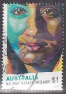 2017. AUSTRALIAN DECIMAL. Street Art. $1. Railway Terrace, Adelaide. FU. - 2010-... Elizabeth II