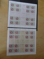 Vatikan Michel 783/84 Bogen Postfrisch (6101) - Blocks & Kleinbögen