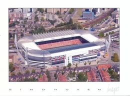 STADIUM POSTCARD ESTADIO STADIO STADION STADE PHILIPS EN EINDHOVEN - Stades