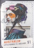 2017. AUSTRALIAN DECIMAL. Street Art. $1. Little Rundle Street, Adelaide. P&S. FU. - 2010-... Elizabeth II