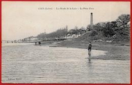 CPA 45 GIEN Loiret - Les Bords De La Loire - La Prise D'eau ° Edition Morier - Gien