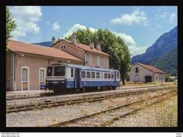 11  QUILLAN   ...  La  Gare Interieure - Andere Gemeenten
