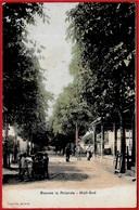 CPA 45 BEAUNE-La-ROLANDE Loiret - Mail Sud ° (édition) Fouquiau - Beaune-la-Rolande