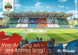STADIUM POSTCARD ESTADIO STADIO STADION STADE EN WIEN - Stades