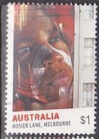 2017. AUSTRALIAN DECIMAL. Street Art. $1. Hosier Lane, Melbourne. FU. - 2010-... Elizabeth II