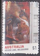 2017. AUSTRALIAN DECIMAL. Street Art. $1. Hosier Lane, Melbourne.P&S. FU. - 2010-... Elizabeth II