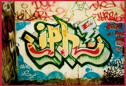 PHOTO Photographie TAG - STREET ART - GRAFFITI - ART URBAIN - Photos