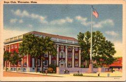 Massachusetts Worcester Boys Club