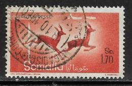 Somalia Scott # CE1 Used Antelopes 1958 - Somalia