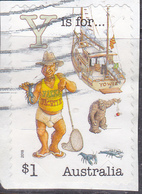 2018. AUSTRALIAN DECIMAL. Fair Dinkum Aussie Alphabet (Part 4) - Y Is For...  FU. - 2010-... Elizabeth II