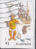 2018. AUSTRALIAN DECIMAL. Fair Dinkum Aussie Alphabet (Part 4) - Y Is For...P&S.  FU. - 2010-... Elizabeth II