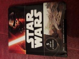 Star Wars 5 Pop Up A L'interieur Ed Pi Kid Mais Sans La Lampe Torche - Livres, BD, Revues