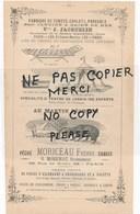 Serrurerie SOHIER Grillages STEWART LONDRES Au Martin Pêcheur Chasse MORICEAU Piège à Loups Tentes JACQUELIN à PARIS - Publicités