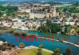 CPM - Vue Générale Aérienne En 1979 - DURTAL 49 Maine Et Loire - Imp. CIM - COMBIER MACON - Scans Recto-Verso - Durtal