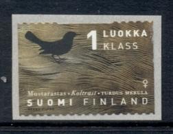 Finland 1998 Bird 1st Class MUH - Unused Stamps