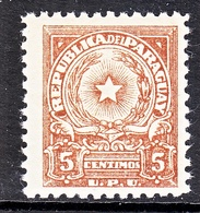 PARAGUAY  498  *   1956-8   Issue - Paraguay