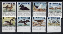 Jersey 1999 Seabirds & Waders MUH - Jersey