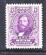HONDURAS   114   * - Honduras