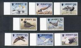 Jersey 1998 Seabirds & Waders MUH - Jersey