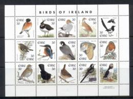 Ireland 1998 Birds Sheeltet 15 MUH - Unused Stamps
