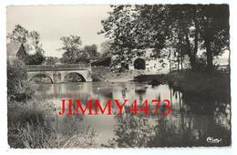 CPSM Dentelées - Le Vieux Pont En 1954 - BAINVILLE AUX SAULES ( Canton De Darney ) 88 Vosges - Edit. CIM - COMBIER MACON - Darney