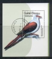 Guinea Bissau 1989 Birds MS CTO - Guinea-Bissau