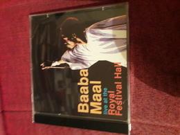 Cd  Baaba Maal Live At The Royal Festival Hall - World Music