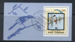 Caribbean Is 1983 Brds , Prioteus Temnurus MS CTO - Cuba