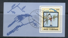 Caribbean Is 1983 Brds , Prioteus Temnurus MS CTO - Used Stamps