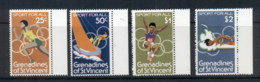 St Vincent Grenadines 1980 Olympics, Sport For All MUH - St.Vincent & Grenadines