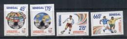 Senegal 1994 World Cup Soccer MUH - Senegal (1960-...)