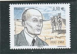 FRANCE 2017 JOSEPH PEYRE NEUF** - MNH - YT 5178 - France