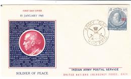 India / Military Mail / Nehru - Ohne Zuordnung