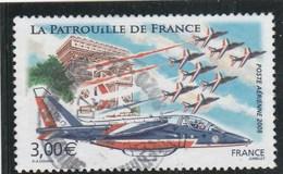 FRANCE 2008 PATROUILLE DE FRANCE YT PA71 - PA 71 -OBLITERE - Poste Aérienne