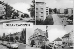 AK 0166  Gera-Zwötzen - Ostalgie , DDR Um  1975 - Gera