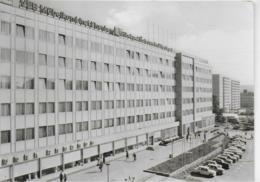 AK 0166  Gera ( Mehrzweckgebäuide Am Puschkinplatz ) - Ostalgie , DDR Um  1974 - Gera