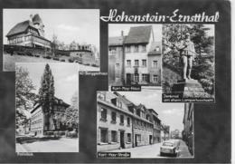 AK 0166  Hohenstein-Ernstthal - Ostalgie , DDR Um  1975 - Hohenstein-Ernstthal