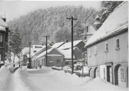 AK 0166  Oybin - Zittauer Gebirge / Ostalgie , DDR Um  1966 - Oybin